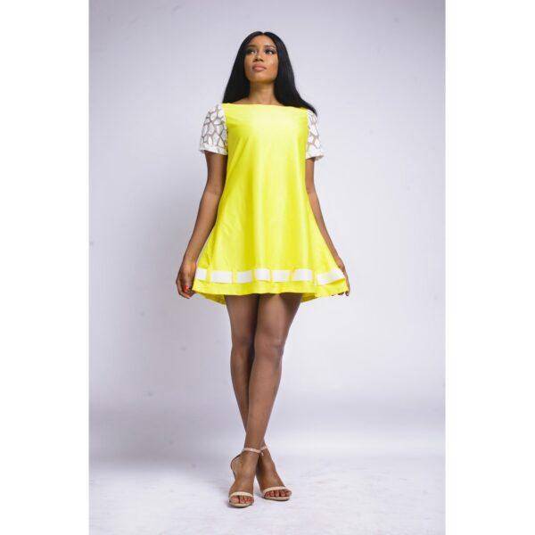 The Twist Dress 4