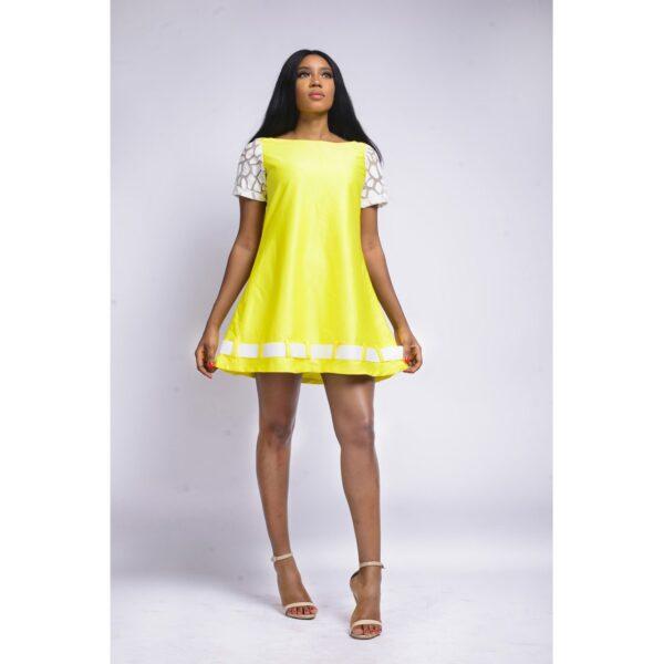 The Twist Dress 6