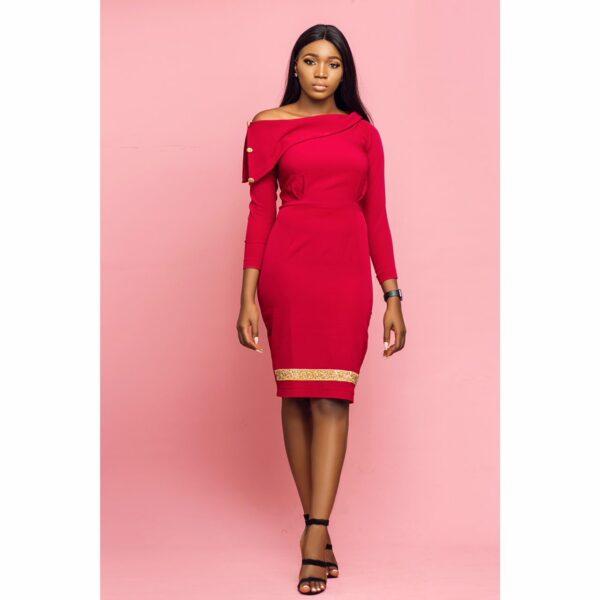 Olivia Dress 5