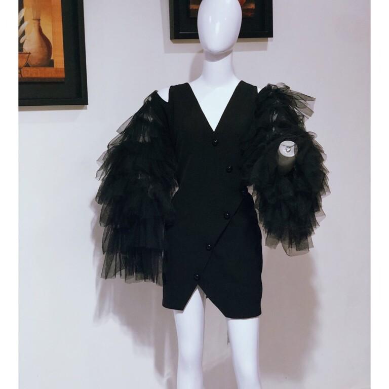 Toyin dress 4