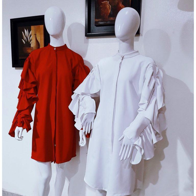 Angel Shirt - Dress 6