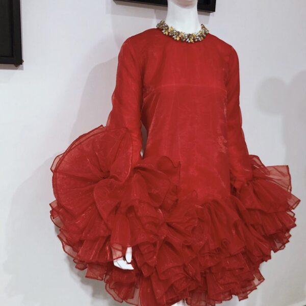 Rose Dress 6
