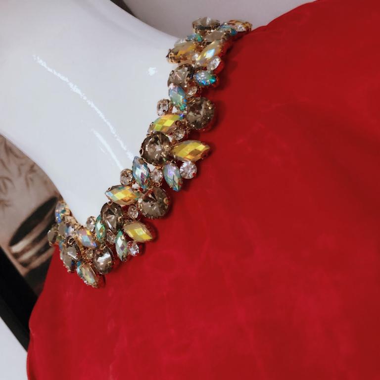 Rose Dress 5