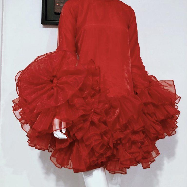 Rose Dress 7