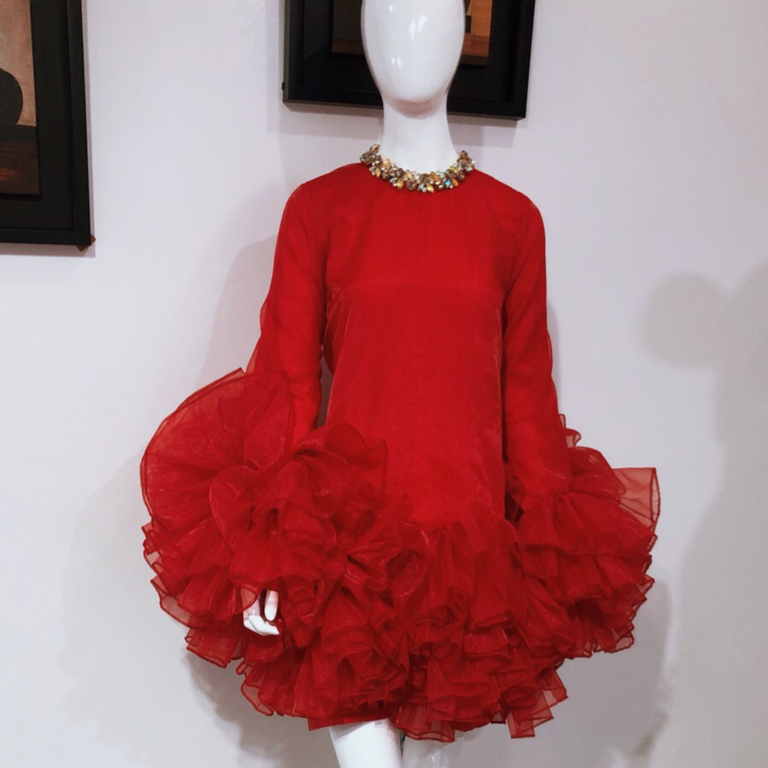 Rose Dress 4