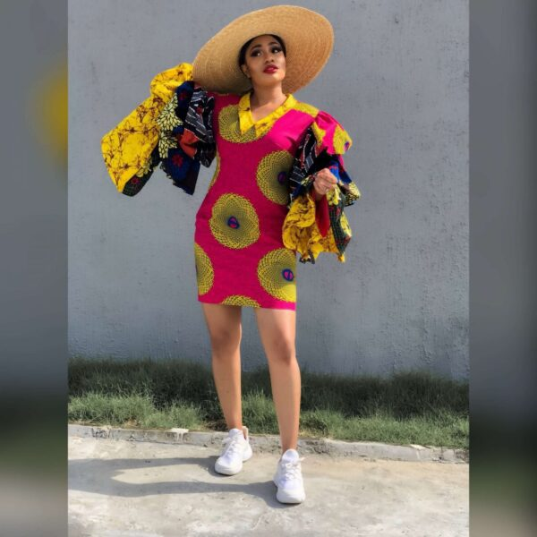 Venita Dress 8