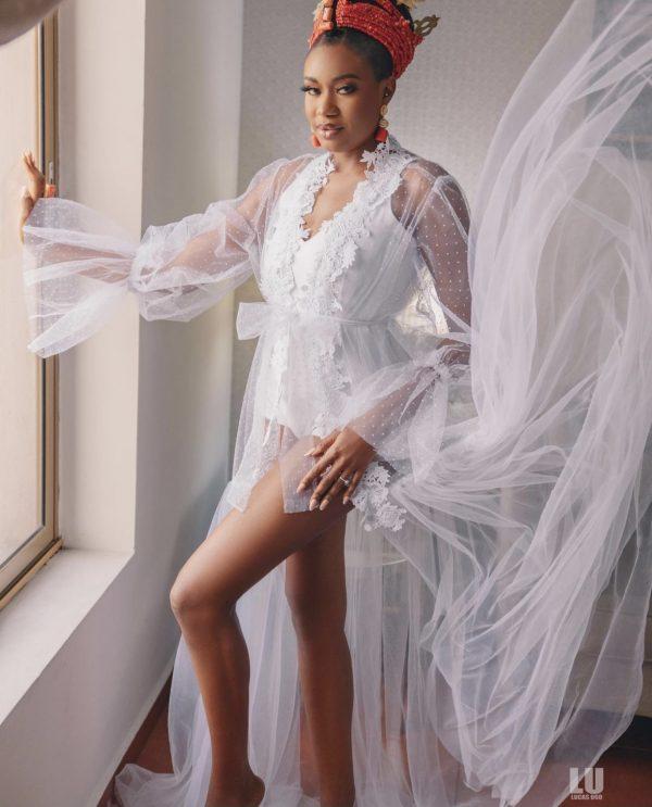 Bridal Robe 5
