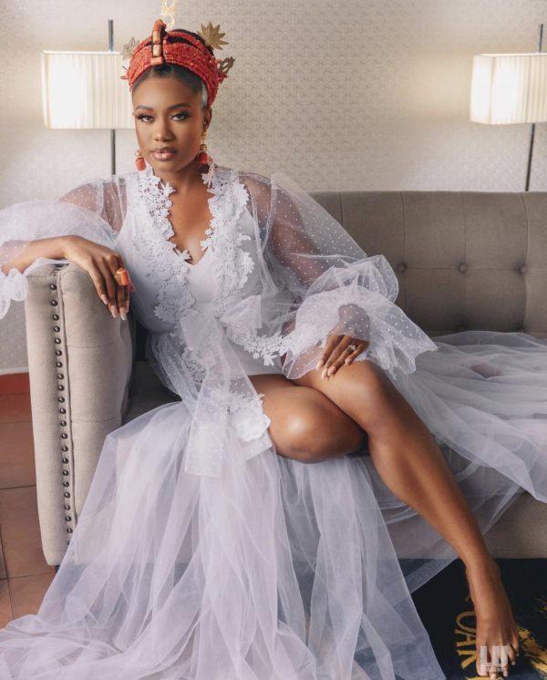 Bridal Robe 4
