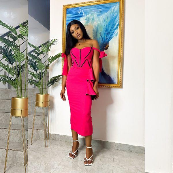 Vicky dress by samawoman